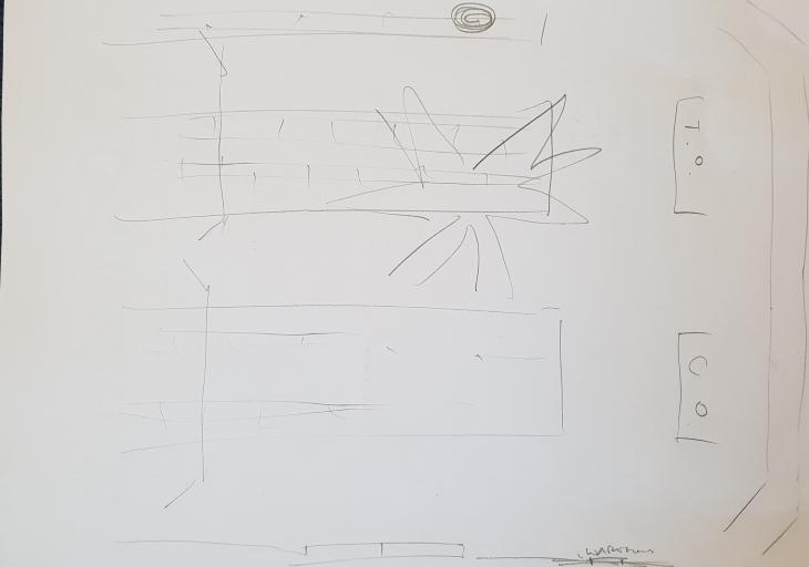 Gaddoc Rail map