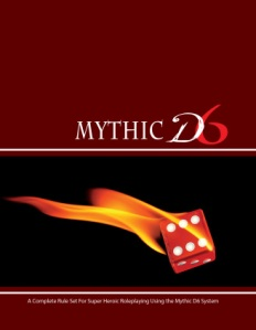 Mythic D6 cover